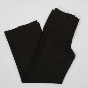 Lafayette 148 New York Brown Straight Leg Pants